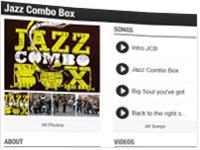 Jazz Combo Box